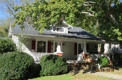Rutherfordton Single Family Home For Sale: 425 N Main Street