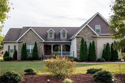 Salisbury Single Family Home For Sale: 5345 Long Ferry Road