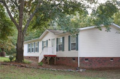 Hickory Single Family Home For Sale: 2530 West View Trail