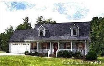 Lincolnton Single Family Home For Sale: 9025 Wagon Trail