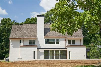 Charlotte Single Family Home Under Contract-Show: 4052 Arbor Way
