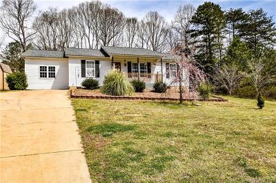 Mooresville, Cornelius, Huntersville, Denver, Sherrills Ford Single Family Home For Sale: 910 Cornelius Road