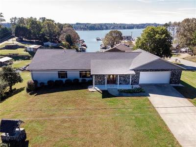 Single Family Home For Sale: 295 Taylorsville Beach Court