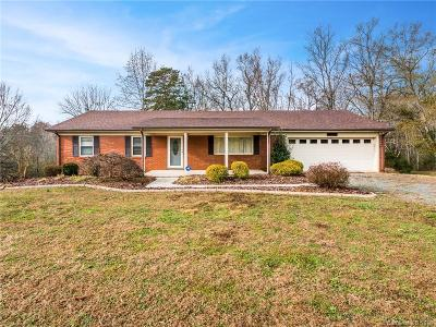 Buncombe County, Cabarrus County, Caldwell County, Cleveland County, Davidson County, Gaston County, Iredell County, Lancaster County, Lincoln County, Mecklenburg County, Rowan County, Stanly County, Union County, York County Single Family Home Under Contract-Show: 22172 Oakwood Road