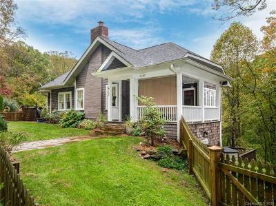 Asheville Single Family Home For Sale: 109 Sherwood Road