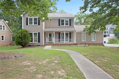 Single Family Home For Sale: 2353 Hunters Bluff Drive