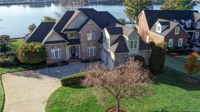 Buncombe County, Cabarrus County, Caldwell County, Cleveland County, Davidson County, Gaston County, Iredell County, Lancaster County, Lincoln County, Mecklenburg County, Rowan County, Stanly County, Union County, York County Single Family Home For Sale: 209 Westpaces Road