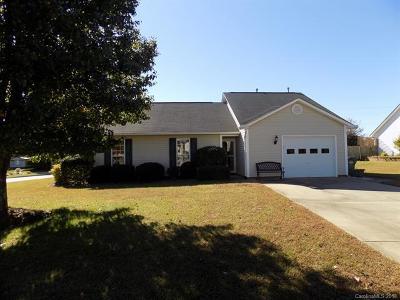 Fletcher Single Family Home For Sale: 282 Cottage Ridge Road