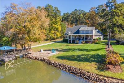 Terrell Single Family Home For Sale: 8566 Birchwood Lane
