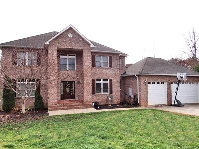 Mooresville Single Family Home For Sale: 141 Cedar Woods Drive