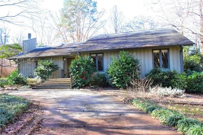 Charlotte Single Family Home Under Contract-Show: 4912 Crooked Oak Lane