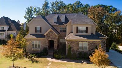 Charlotte Single Family Home For Sale: 8712 Clavemorr Glenn Court