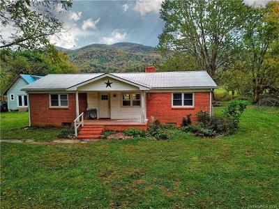Hot Springs NC Single Family Home For Sale: $239,000