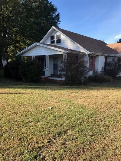 Caldwell County, Alexander County, Watauga County, Avery County, Ashe County, Burke County Single Family Home For Sale: 714 W Main Avenue