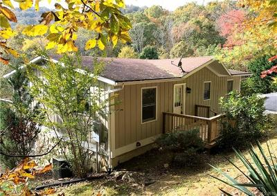 Asheville Single Family Home For Sale: 144 Cisco Road