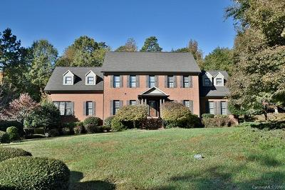 Gastonia Single Family Home For Sale: 1210 Lamppost Court