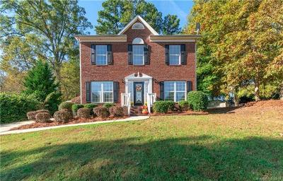 Huntersville Single Family Home For Sale: 321 Hillcrest Drive
