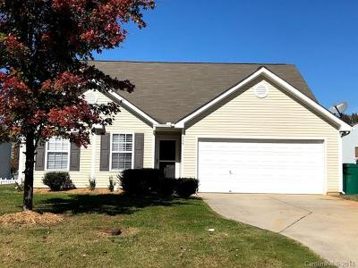Albemarle Single Family Home For Sale: 309 Foster Lane