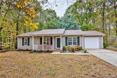 Mooresville Single Family Home Under Contract-Show: 111 Waderich Lane