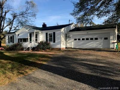 Monroe Single Family Home Under Contract-Show: 3522 Love Mill Road