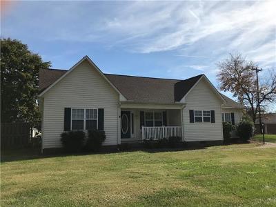 Hickory Single Family Home For Sale: 41 Falling Creek Road NE