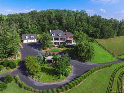Single Family Home For Sale: 600 N Glassy Mountain Road N