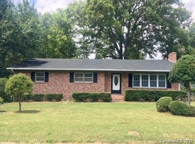 Gastonia Single Family Home For Sale: 1729 Belmar Drive