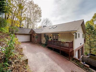 Asheville Single Family Home For Sale: 102 Old Toll Road