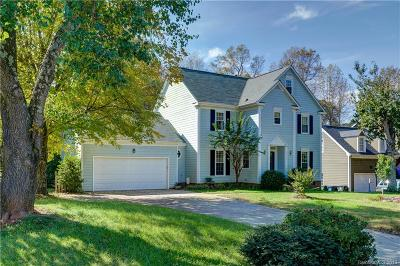 Huntersville Single Family Home For Sale: 9424 Harlow Creek Road