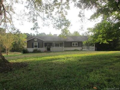 Rutherfordton Single Family Home For Sale: 6093 Poors Ford Road