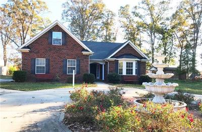 Union County Rental For Rent: 4318 Sardis Church Road