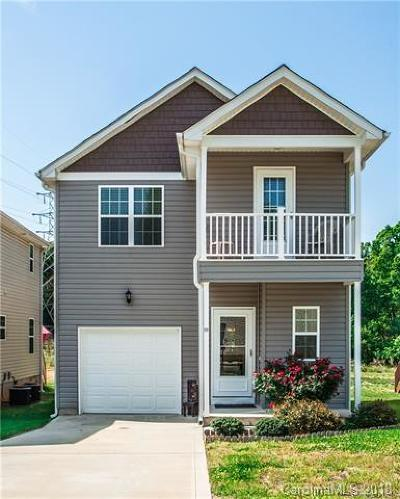Mooresville Single Family Home Under Contract-Show: 111 High Bluff Circle #22