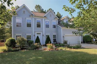 Mooresville Single Family Home For Sale: 129 Castleton Drive