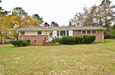 Clover Single Family Home For Sale: 836 Matthews Street