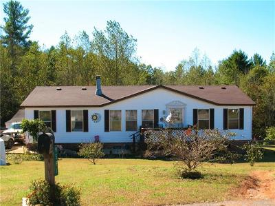 Vale Single Family Home For Sale: 9591 Knob View Drive