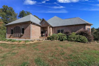 Hickory Single Family Home For Sale: 2546 Old Shelby Road