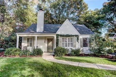 Charlotte Single Family Home Under Contract-Show: 3031 Idlewood Circle