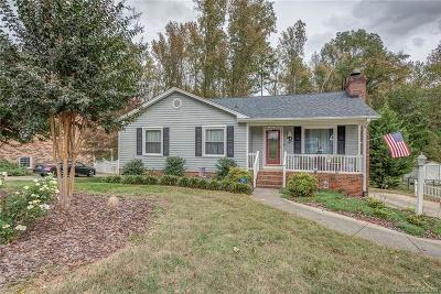 Gastonia Single Family Home For Sale: 2021 Leslie Drive