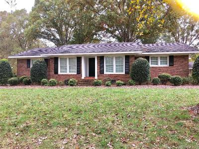 Single Family Home Under Contract-Show: 7505 Pleasant Hill Church Road