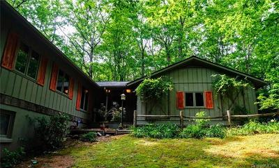 Transylvania County Single Family Home For Sale: 455 Seminole Way #I/13