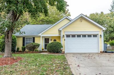 Matthews Single Family Home Under Contract-Show: 10330 Ashley Farm Drive #51