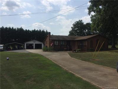 Maiden Single Family Home For Sale: 1060 Oakwood Street