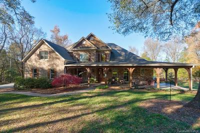 Waxhaw NC Single Family Home For Sale: $899,000