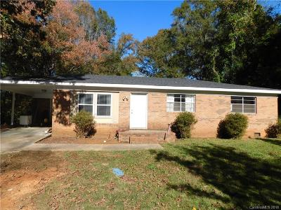 Stanly County Single Family Home Under Contract-Show: 304 Shady Lane