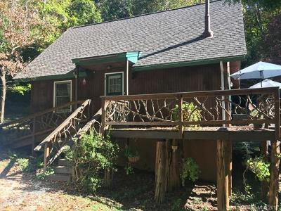 Bat Cave, Black Mountain, Chimney Rock, Columbus, Gerton, Lake Lure, Mill Spring, Rutherfordton, Saluda, Tryon, Union Mills Single Family Home For Sale: 201B Miller Rhodes Lane