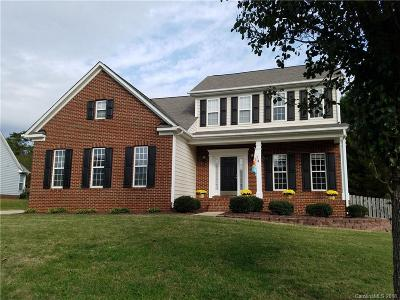 Indian Trail Single Family Home Under Contract-Show: 4001 Waters Reach Lane #52