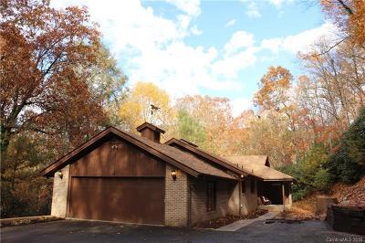 Pisgah Forest Single Family Home For Sale: 691 Cherrywood Lane #48