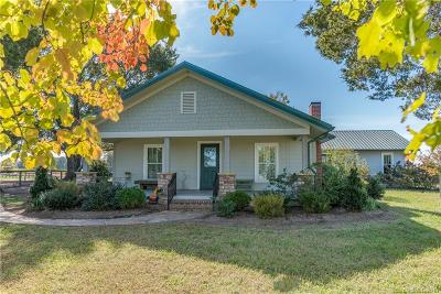 Rutherfordton Single Family Home For Sale: 570 Lambs Grill Road