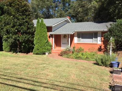 Charlotte, Davidson, Indian Trail, Matthews, Midland, Mint Hill, Catawba, Clover, Fort Mill, Indian Land, Lake Wylie, Rock Hill, Tega Cay, York Single Family Home Under Contract-Show: 615 Concord Road