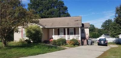 Kannapolis Single Family Home For Sale: 222 Carwen Court